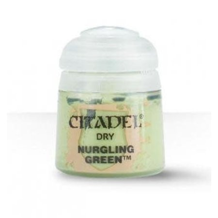 Citadel Miniatures Nurgling Green (Dry)