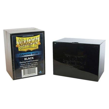 Arcane Tinman Dragon Shield Deckbox Black