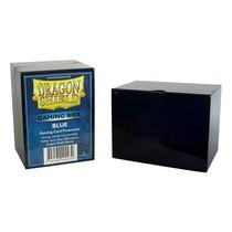 Dragon Shield Deckbox Blue**