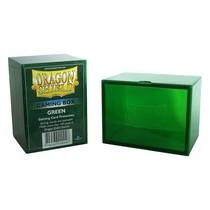 Dragon Shield Deckbox Green