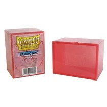 Dragon Shield Deckbox Pink