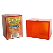 Dragon Shield Deckbox Orange