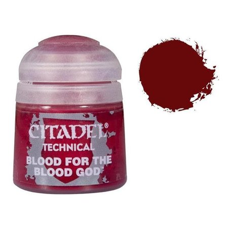Citadel Miniatures Blood for the Blood God (Technical)