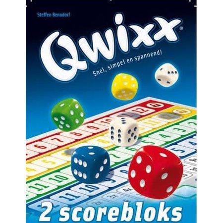 White Goblin Games Qwixx: Scorebloks