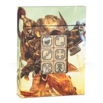 Warhammer 40,000 Imperium Dice: Adeptus Custodes
