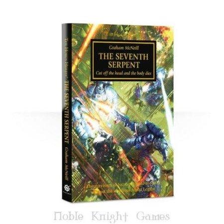 Black Library The Horus Heresy Novella: Seventh Serpent (HC)