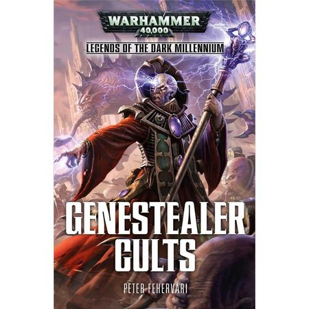 Black Library Legends of the Dark Millenium: Genestealer Cults (HC)
