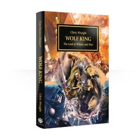 Black Library The Horus Heresy Novella: Wolf King (HC)