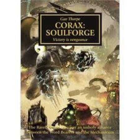 Black Library The Horus Heresy Novella: Corax Soulforge (HC)