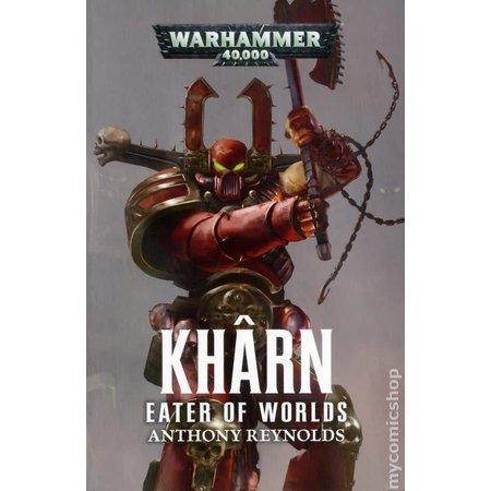 Black Library Kharn, Eater of Worlds (HC)