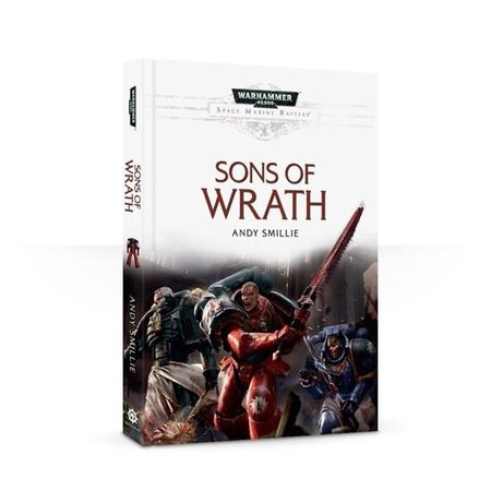 Black Library Space Marine Battles: Sons of Wrath (HC)