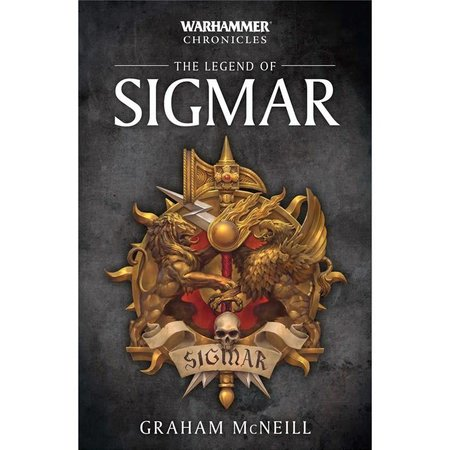 Black Library Warhammer Chronicles: The Legend of Sigmar Omnibus
