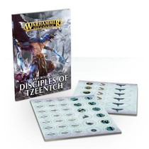 Age of Sigmar 2nd Edition Warscroll Cards Chaos: Disciples of Tzeentch