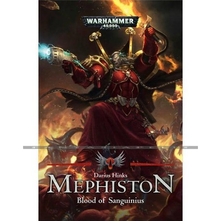 Black Library Mephiston: Blood of Sanguinius