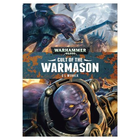 Black Library Cult of the Warmason (HC)