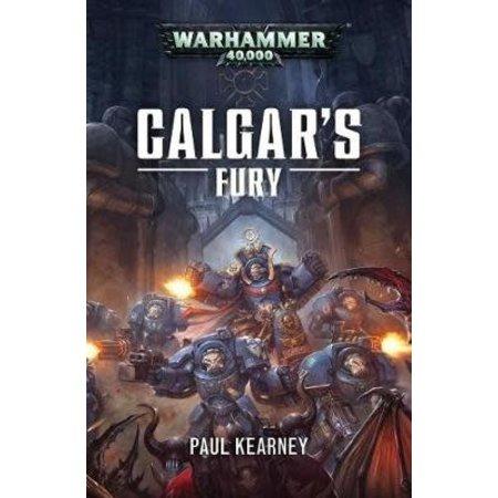 Black Library Calgar's Fury (HC)