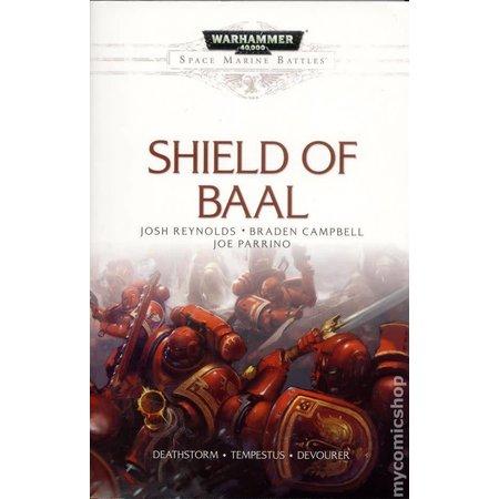 Black Library Shield of Baal Novel: Tempestus (HC)