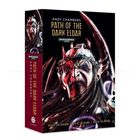 Black Library Path of the Dark Eldar Omnibus  (Path of the Renegade, Path of the Incubus, Path of the Archon)