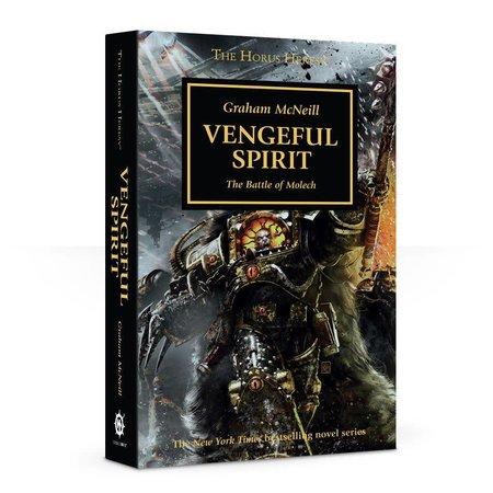 Black Library The Horus Heresy 29: Vengeful Spirit (C-Format)