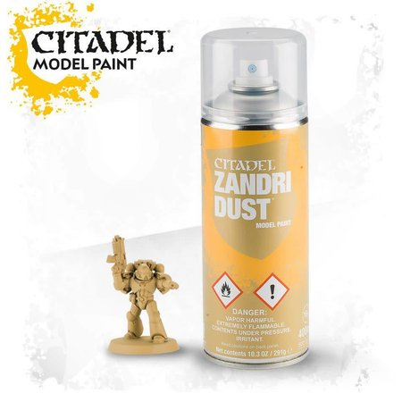 Citadel Miniatures Zandri Dust Spray (Primer)