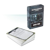 Warhammer 40,000 8th Edition Accessories: Open War Cards