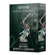 Nighthaunt: Keldrek, Knight of Shrouds (Malign Portents)