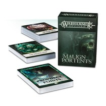 Age of Sigmar 2nd Edition - Malign Portents Accessories: Malign Portents Cards