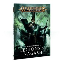 Age of Sigmar 2nd Edition Rulebook Death Battletome: Legions of Nagash (HC)