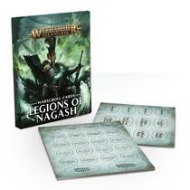 Age of Sigmar 2nd Edition Warscroll Cards Death: Legions of Nagash
