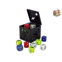 Warhammer 40,000 Chaos Dice 10mm Cube