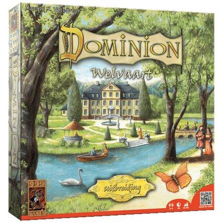 999-Games Dominion Welvaart - Uitbreiding