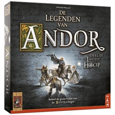 999-Games De Legenden van Andor III: De laatste Hoop