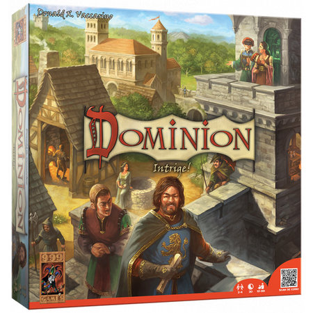 999-Games Dominion Intrige (Tweede Editie)