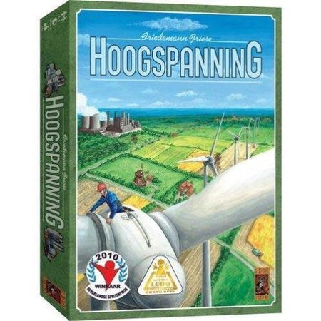 999-Games Hoogspanning