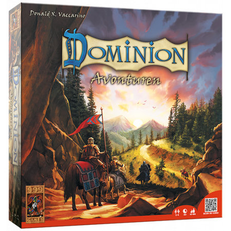 999-Games Dominion: Avonturen