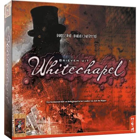 999-Games Brieven uit Whitechapel