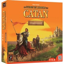 Kolonisten van Catan 6e Editie: Steden & Ridders