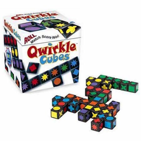 999-Games Qwirkle Cubes