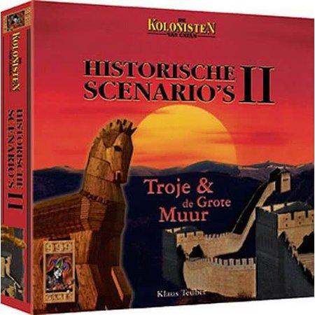 999-Games Kolonisten Historische Scenario`s II Troje en de grote muur