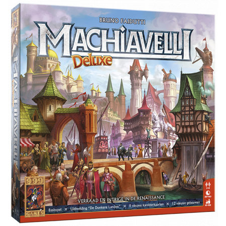 999-Games Machiavelli Deluxe