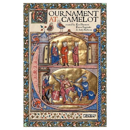 Fantasy Flight Tournament of Camelot