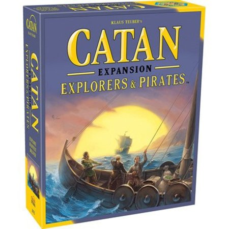Mayfair Games Settlers of Catan 5th Edition Explorers and Pirates