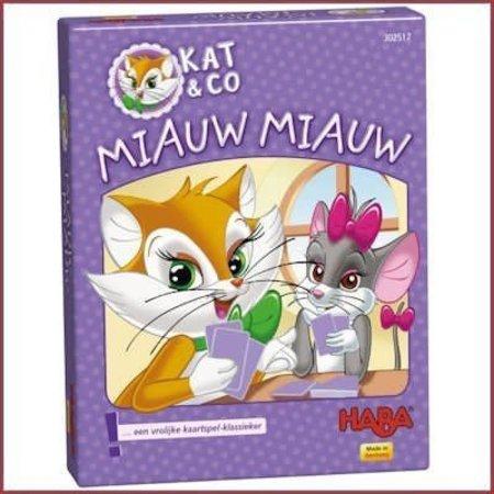 Haba Kat & Co Miauw Miauw