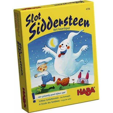 Haba Slot sidderstein kaartspel