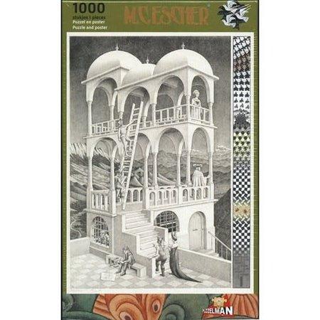 Puzzelman Escher: Belvedere (1000)*