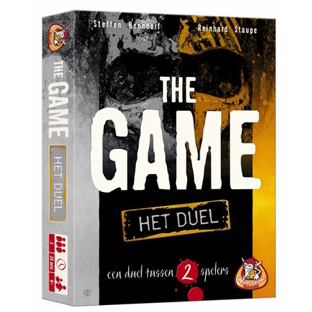 White Goblin Games The Game: Het Duel