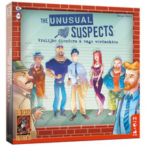 The Unusual Suspects uc