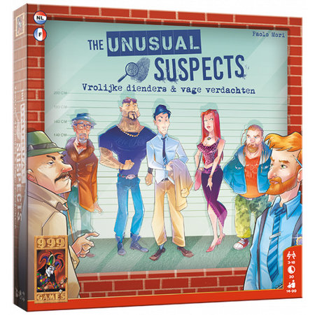 999-Games The Unusual Suspects