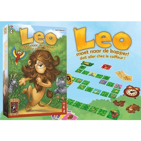 999-Games Leo moet naar de Kapper