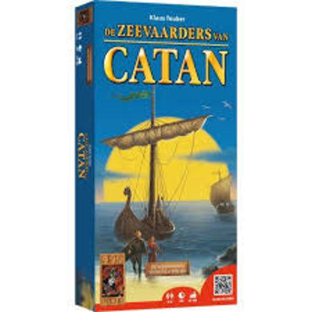 999-Games Kolonisten van Catan 6e Editie: Zeevaarders 5-6 Spelers